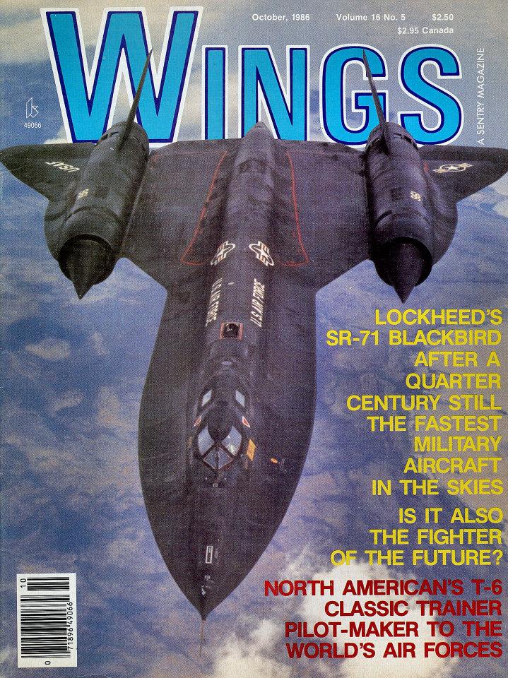Wings Oct 1,1986