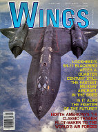 Wings Oct 1,1986 Magazine
