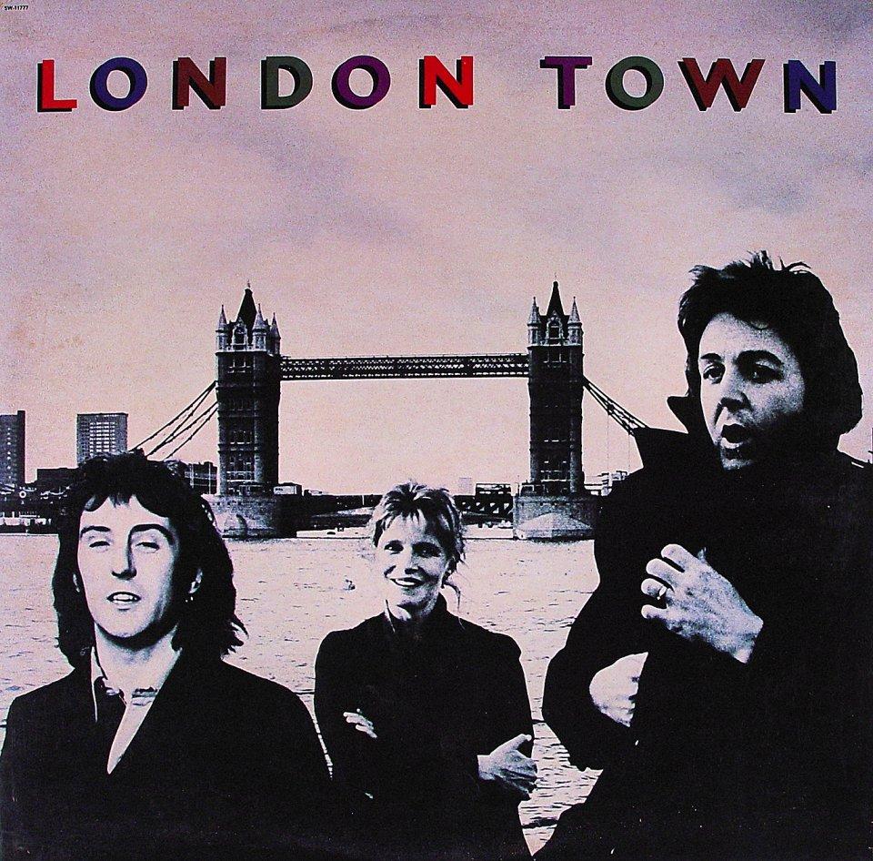 """Wings Vinyl 12"""" (Used)"""
