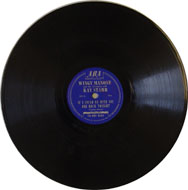 Wingy Manone And His Orchestra 78