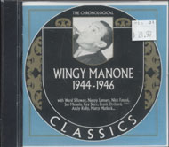 Wingy Manone CD