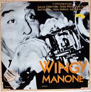 """Wingy Manone Vinyl 12"""" (Used)"""