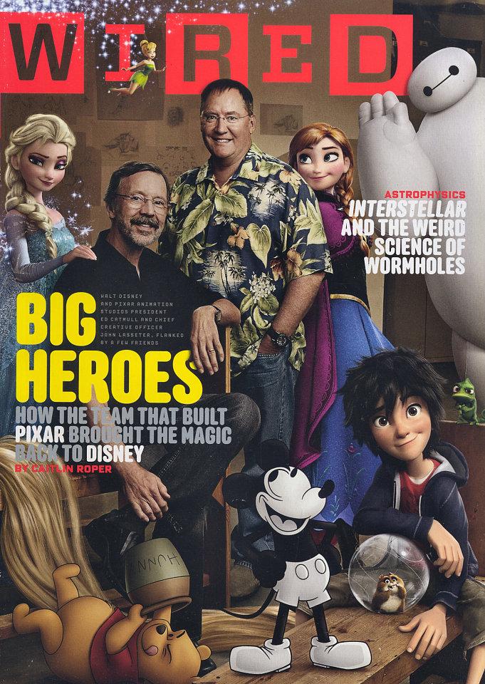 Nett Wired Magazin November 2014 Galerie - Elektrische ...