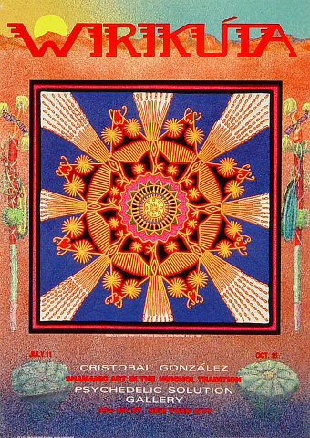 Wirikuta Postcard