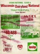 Wisconsin Dairyland National Tractor Pull Magazine