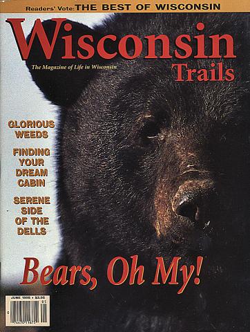 Wisconsin Trails Vol. 36 No. 3 Magazine