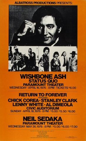 Wishbone Ash Poster