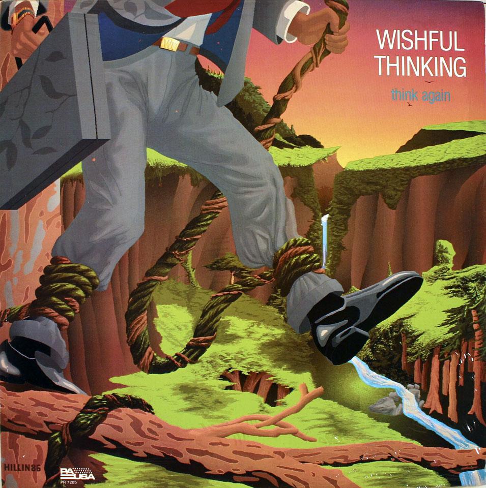 "Wishful Thinking Vinyl 12"" (New)"