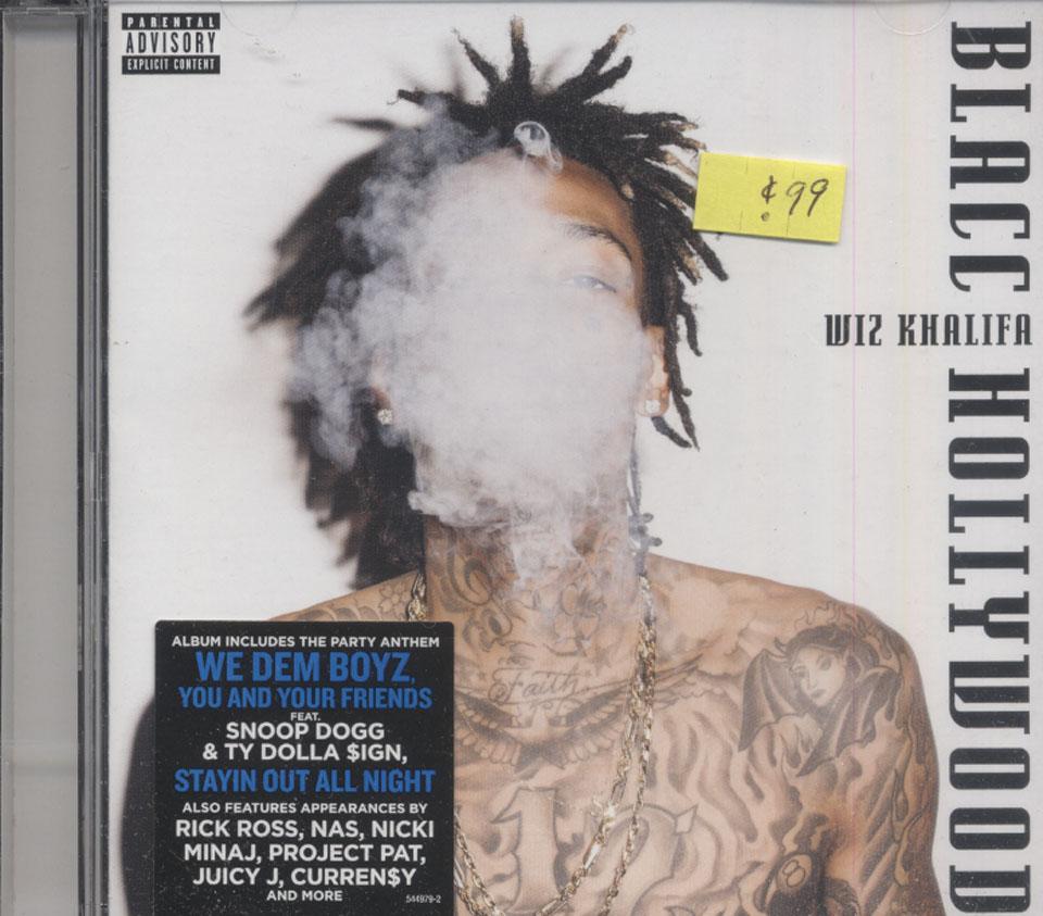 Wiz Khalifa CD