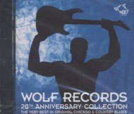 Wolf Records - The 20th Anniversary Collection CD
