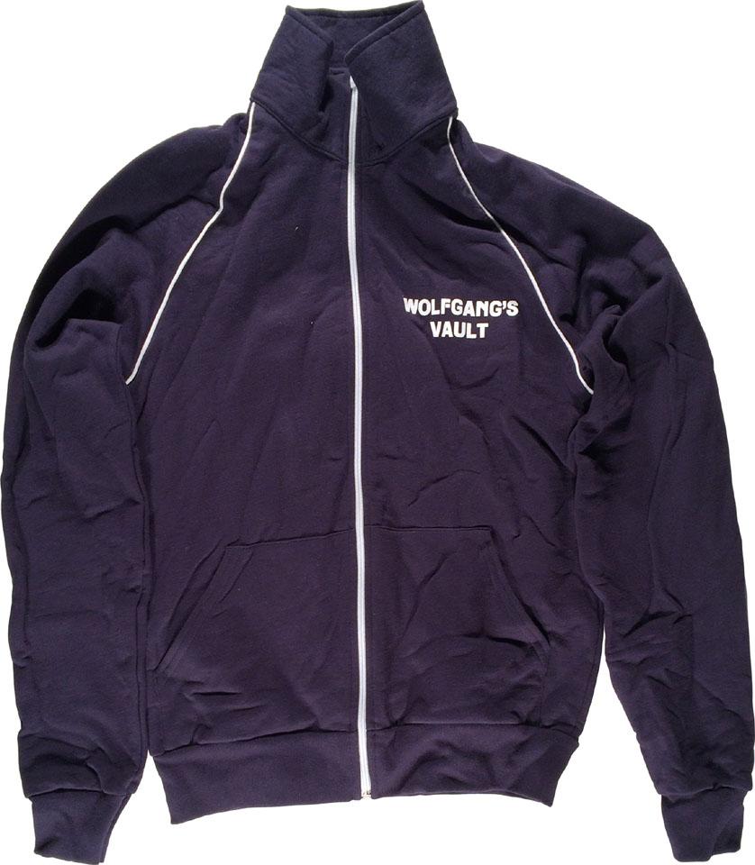 Wolfgang's Vault Men's Track Jacket