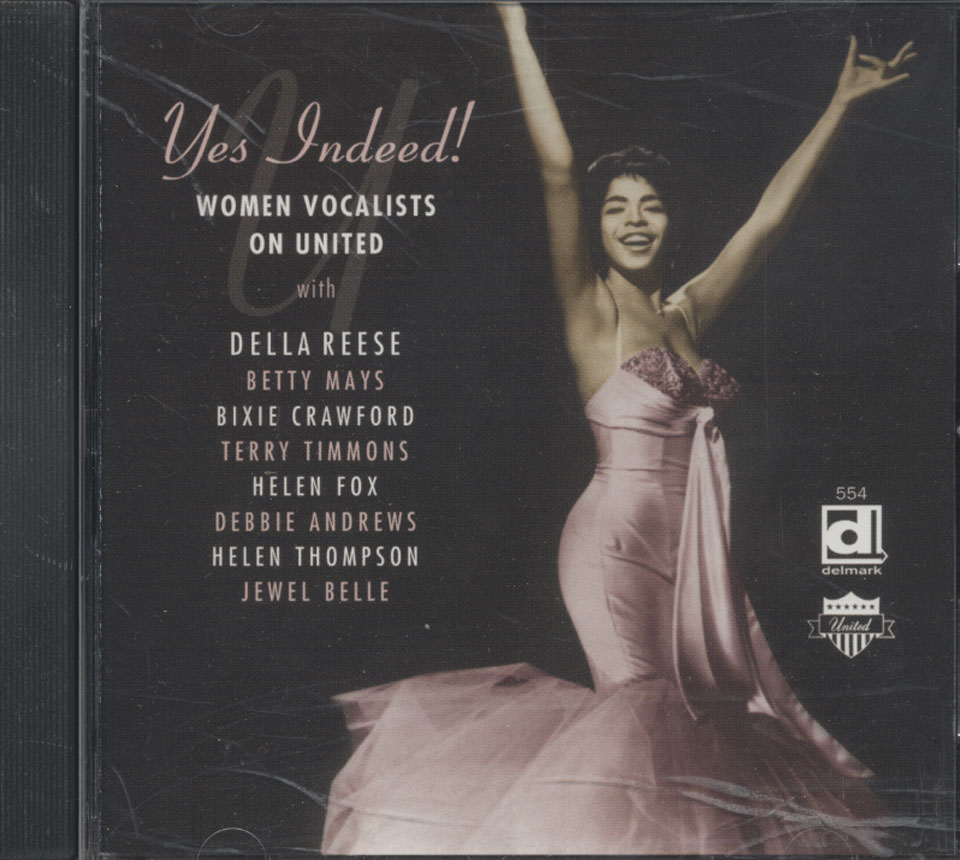 Women Vocalists on United CD
