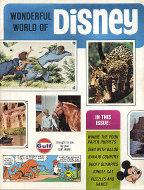 Wonderful World of Disney Magazine