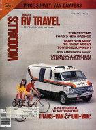 Woodall's Trailer & RV Travel Vol. 43 No. 5 Issue 509 Magazine