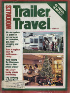 Woodall's Trailer Travel Vol. 40 No. 12 Magazine