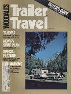 Woodall's Trailer Travel Vol. 40 No. 4 Magazine