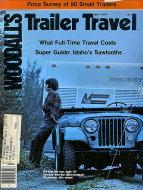 Woodall's Trailer Travel Vol. 41 No. 5 Issue 485 Magazine