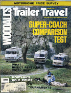 Woodall's Trailer Travel Vol. 41 No. 8 Issue 488 Magazine