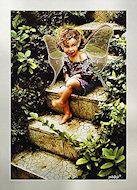 Woodland Pixie Poster