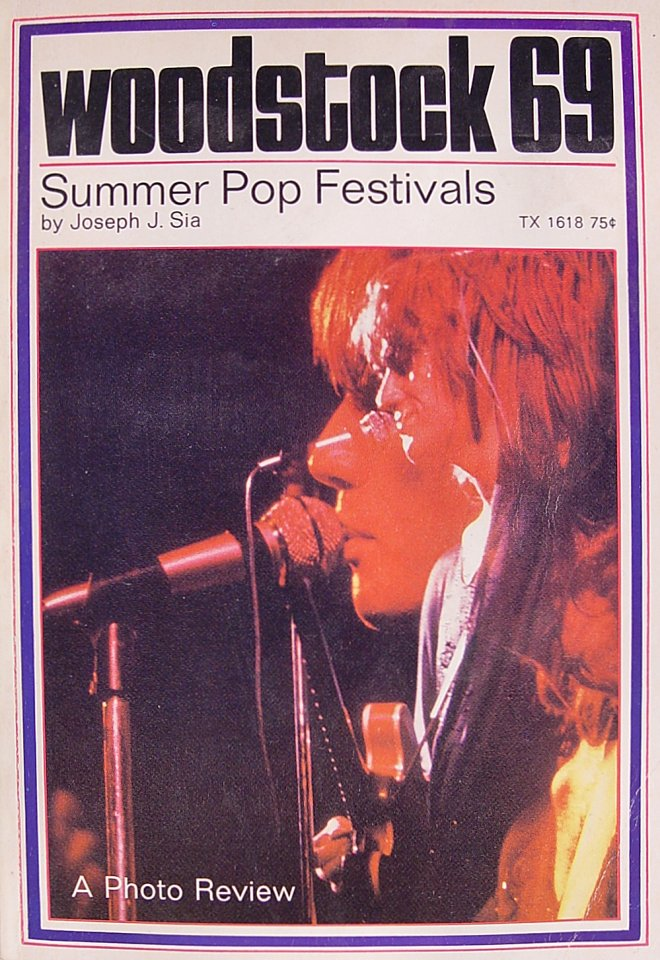 Woodstock 69: Summer Pop Festivals