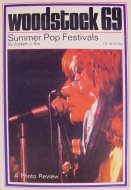 Woodstock 69: Summer Pop Festivals Book