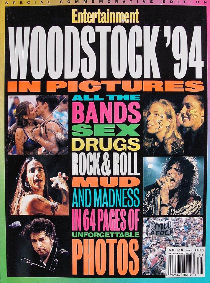 Woodstock '94 in Pictures