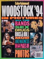 Woodstock '94 in Pictures Magazine