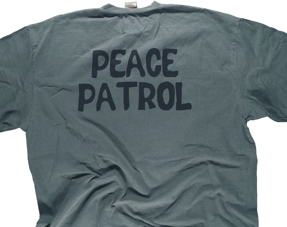 Woodstock '94 Men's Vintage T-Shirt reverse side