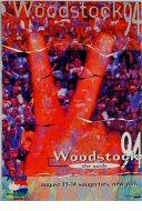 Woodstock '94 Program