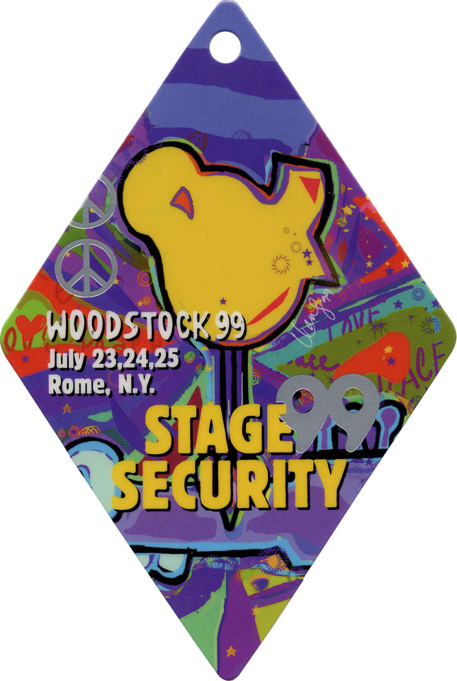 Woodstock 99 Laminate