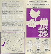 Woodstock Program