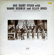 "Woody Herman And Allan Jones Vinyl 12"" (Used)"