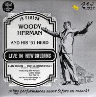 """Woody Herman And His '51 Herd Vinyl 12"""" (Used)"""