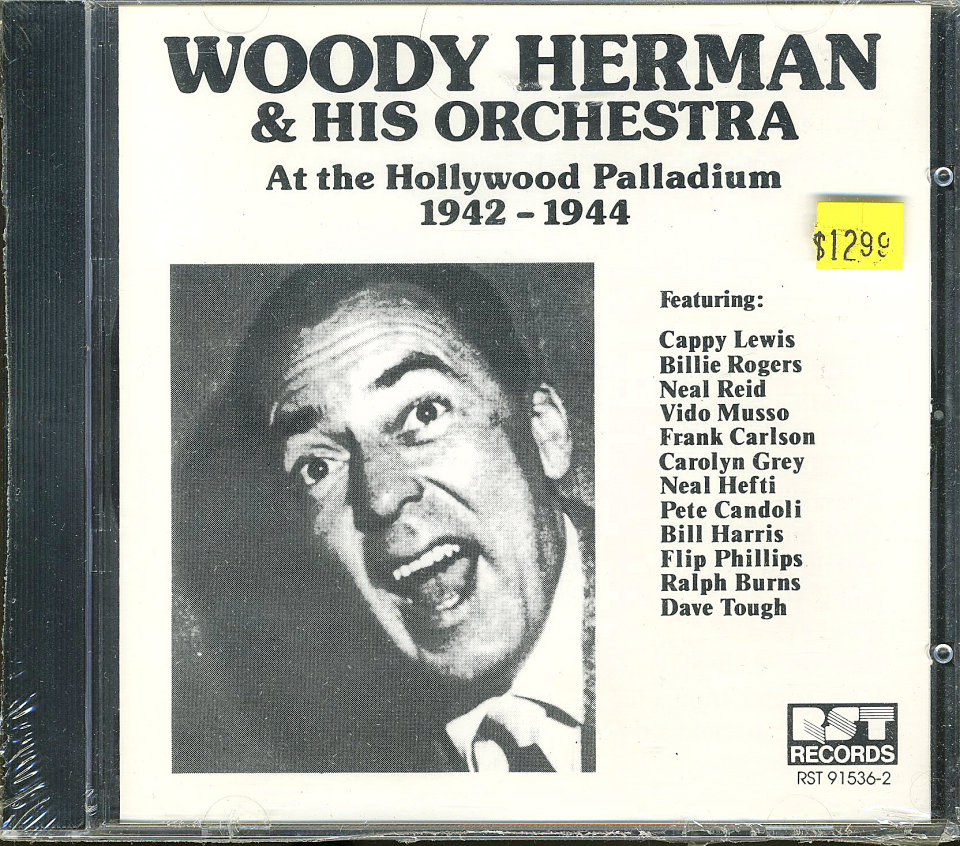 Woody Herman & His Orchestra CD