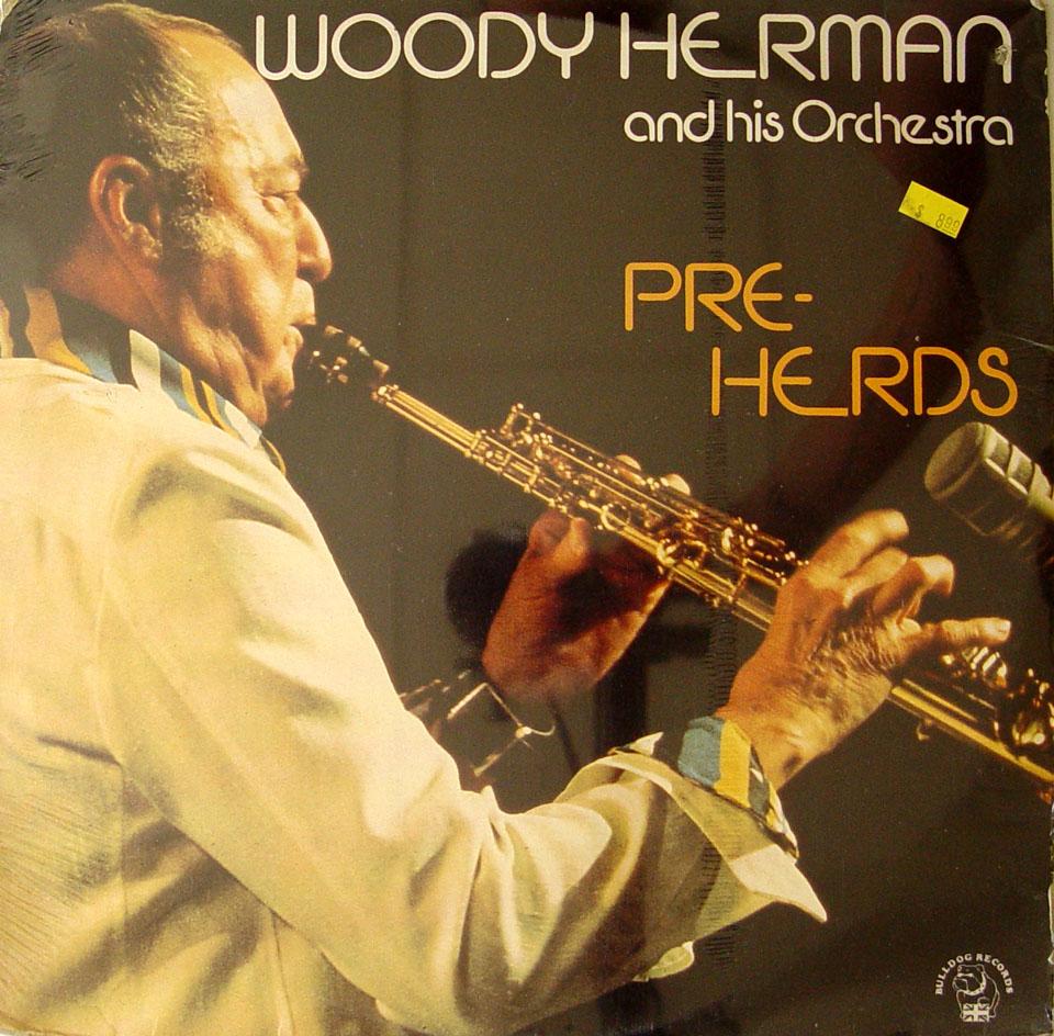 "Woody Herman & His Orchestra Vinyl 12"" (New)"