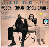 "Woody Herman / Erroll Garner Vinyl 12"" (Used)"