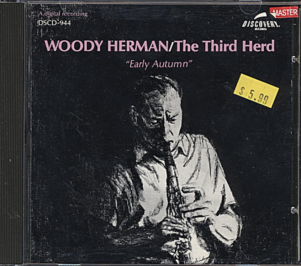 Woody Herman / The Third Herd CD
