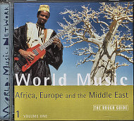 World Music CD