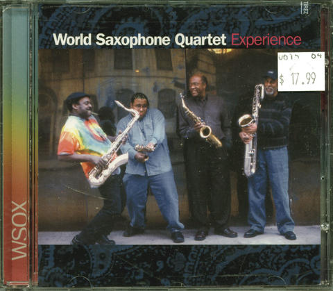 World Saxophone Quartet CD
