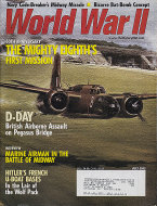 World War II Magazine July 2002 Magazine