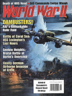 World War II Vol. 14 No. 1 Magazine
