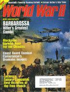 World War II Vol. 16 No. 1 Magazine