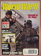 World War II Vol. 4 No. 5 Magazine