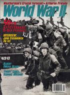 World War II Vol. 9 No. 1 Magazine