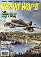 World War II Vol. 9 No. 6 Magazine