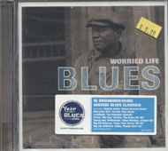 Worried Life Blues CD