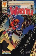 Wrath Comic Book