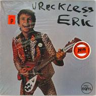 "Wreckless Eric Vinyl 10"" (Used)"