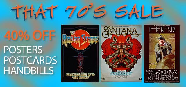 70's Sale 40% Off