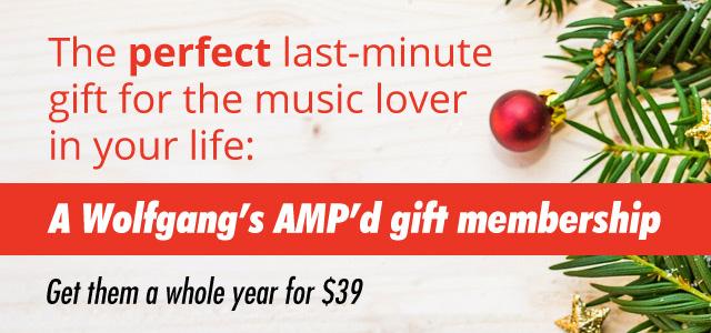 AMP'd Gift Membership